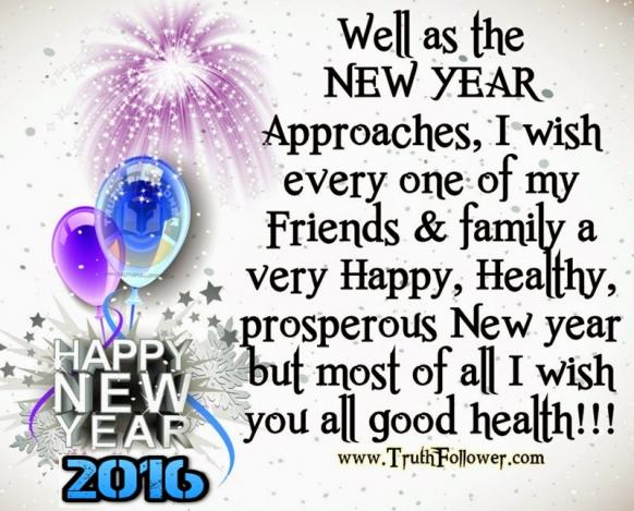 Happy New Year | Cancer Chat
